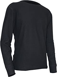 product image for Polarmax Boys' Polar 4 Heavyweight Youth Crew Neck Shirt