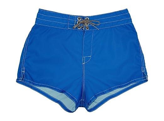 ed997d77b6 Birdwell Women's Board Shorts - High Waisted at Amazon Women's ...