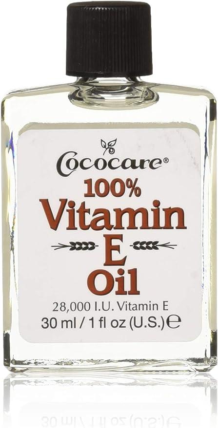 E 効果 ビタミン オイル