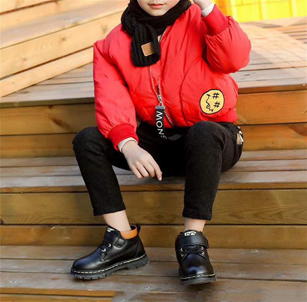 Bloossom Toddler Baby Boy Girl Kids Waterproof Shoes Martin Boot Winter Warm Shoes