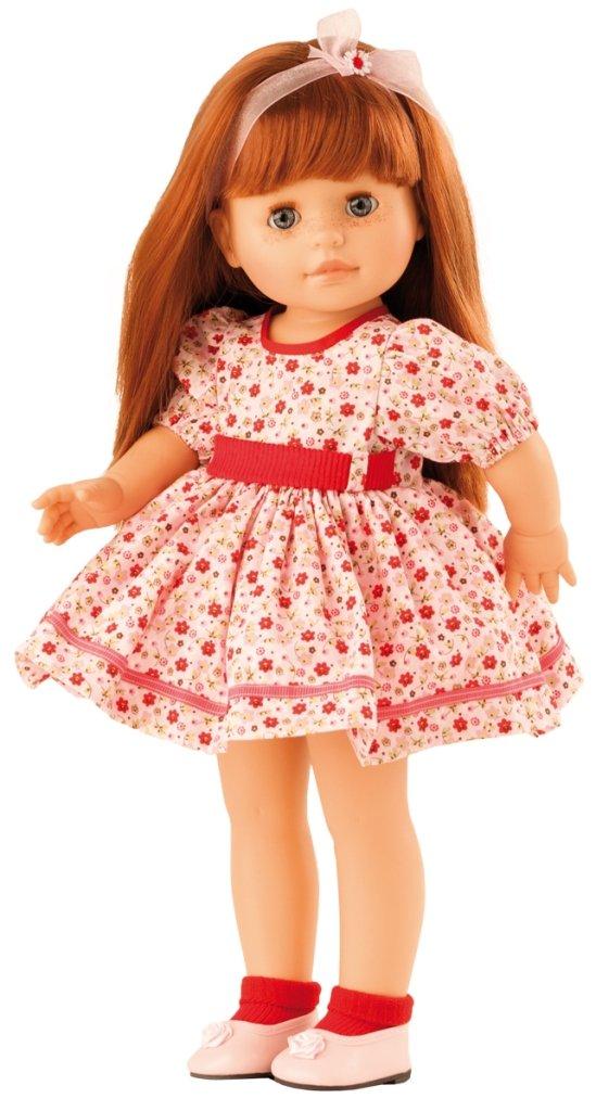 パオラレイナ76085 42 cm用シューズ付きドレスBecca人形、マルチカラー   B01KVC563M