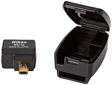 Nikon WU 1a Wireless Mobile Adapter for Nikon Digital SLRs Batteries   Chargers