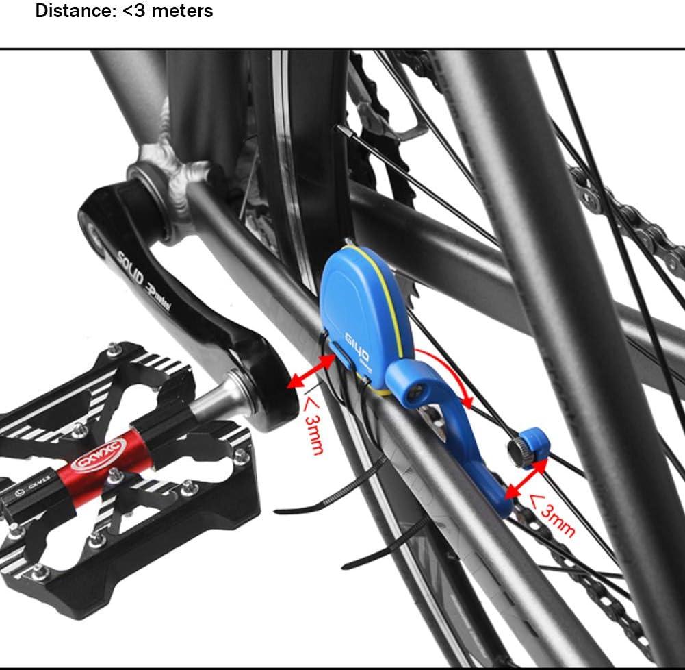 Huanxin Sensor Cadencia Bicicleta Bici del Odómetro con Bluetooth ...
