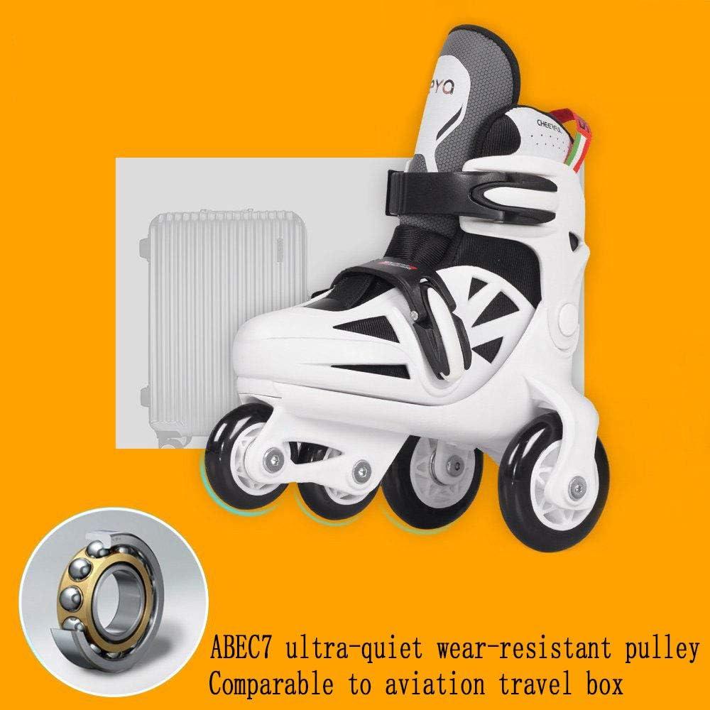 Sumeber Patins /à roulettes Tri-Linie pour enfant avec longueur variable