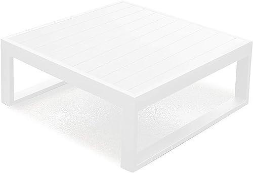 Whiteline Modern Living Caden Indoor/Outdoor Coffee Table