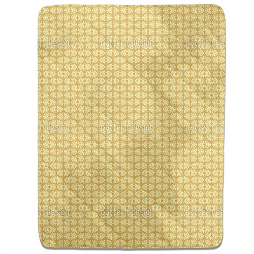 Bamboo Yellow Fitted Sheet: King Luxury Microfiber, Soft, Breathable by uneekee