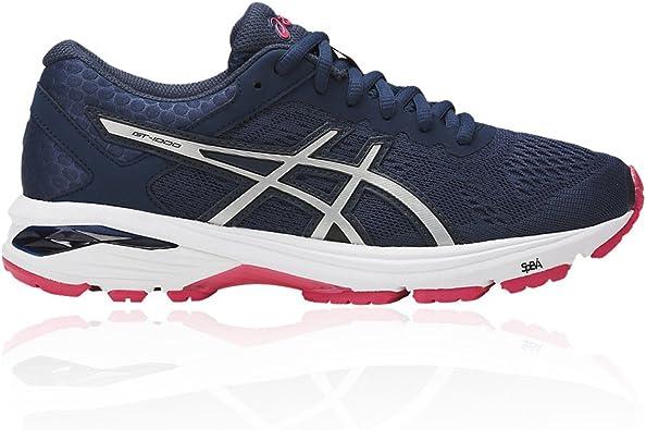 ASICS T7a9n5093, Zapatillas de Running para Mujer: Amazon.es: Zapatos y complementos