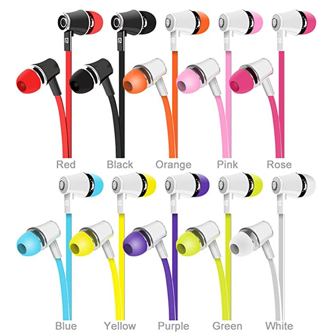 Amazon.com: New Fashion Candy Color Original Auriculares in ...