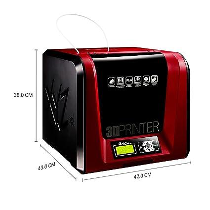 XYZ Printing Impresora 3D da Vinci Jr. 1.0 Pro, filamento abierto ...
