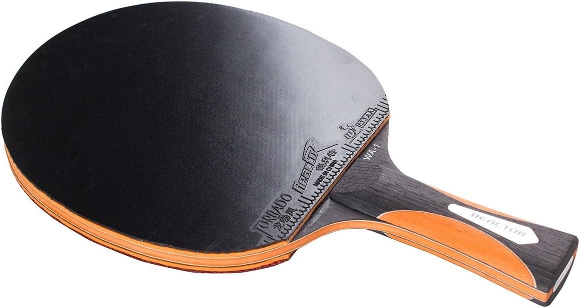 Pala de ping pong   Reactor Tornado   Raqueta de ping pong para exteriores   para competición aprobada por la ITTF