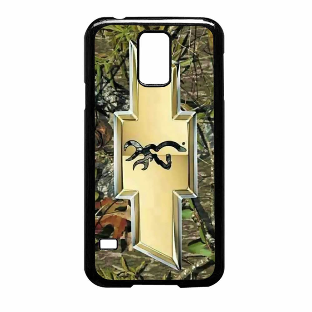 camo browning chevrolet iphone case