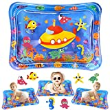 TEPSMIGO-Tummy-Time-Water-Mat-Inflatable-Water-Play-Mat-for-Baby-Infants--Baby-Toys-for-3-6-9-12-Months-Kids-I