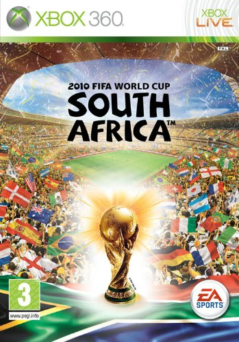 FIFA World Cup 2010 - Xbox 360 (World Cup For Xbox 360)