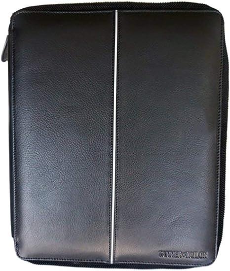 Pcaro – Funda de piel iPad caso con separado iPad soporte – Cartera portadocumentos de piel – elegante – Carpeta