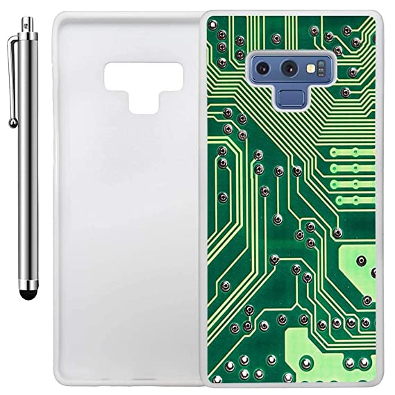 wholesale dealer 108d2 0883f Amazon.com: Custom Case Compatible with Galaxy Note 9 (Computer ...