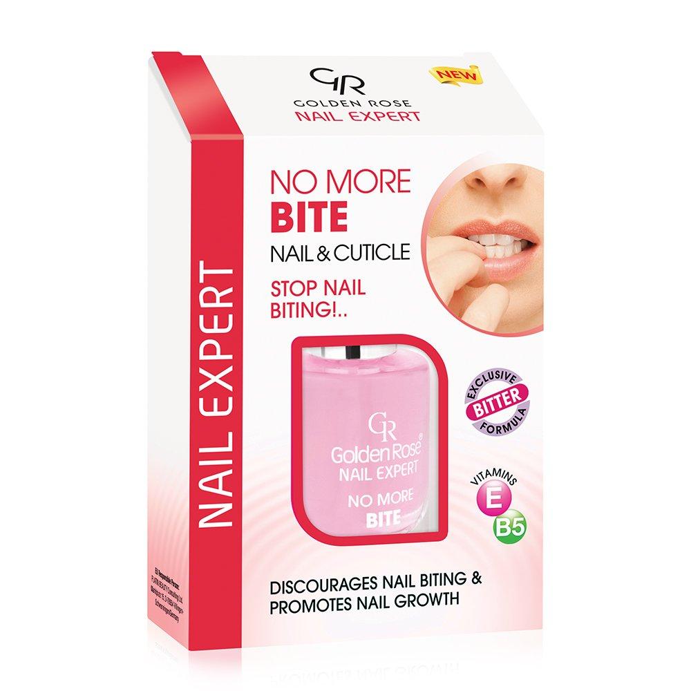 Amazon.com : Stop Nail Biting- Golden Rose No More Bite-nail ...