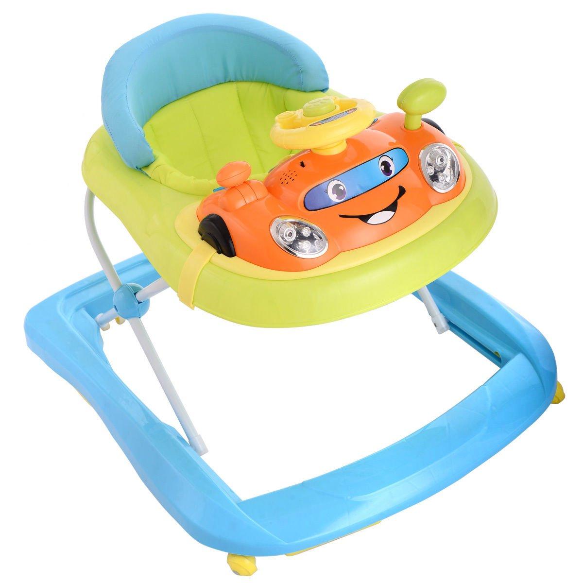 cecc29e35 Amazon.com   New MTN-G Baby Walker Bouncer Adjustable Activity ...