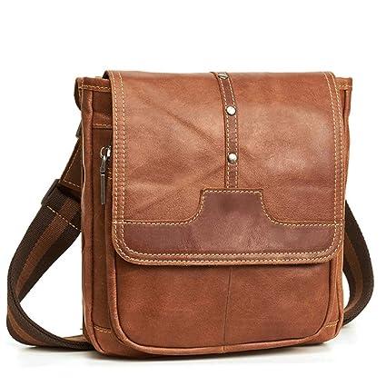 a550bc68be05 Amazon.com: RXF Men's Shoulder Crossbody Bag Casual/Breast Bag ...