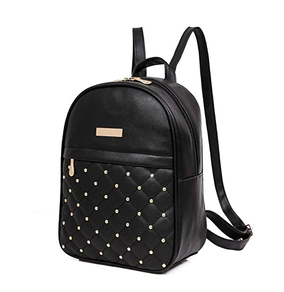 Fashion Rivet Backpack e179ace42e7c4