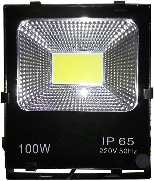 Xien Foco LED Proyector Súper Brillante Vataje Al Aire Libre ...