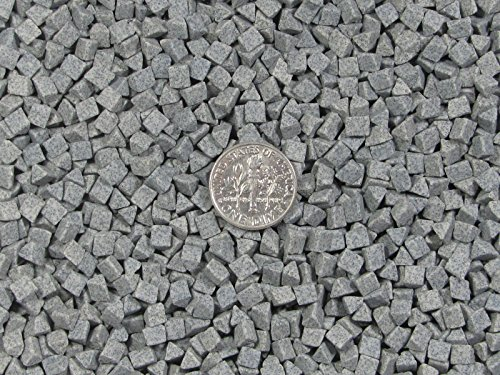 2 Lb. 4 mm X 4 mm Triangle Abrasive Fast Cutting Ceramic Porcelain Tumbling Tumbler Tumble Media by Algrium Glassworks