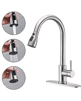 Keonjinn High-arc Kitchen Faucet
