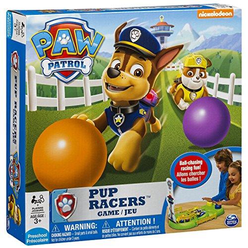 (Paw Patrol 6026763 Pup Racers Playset)