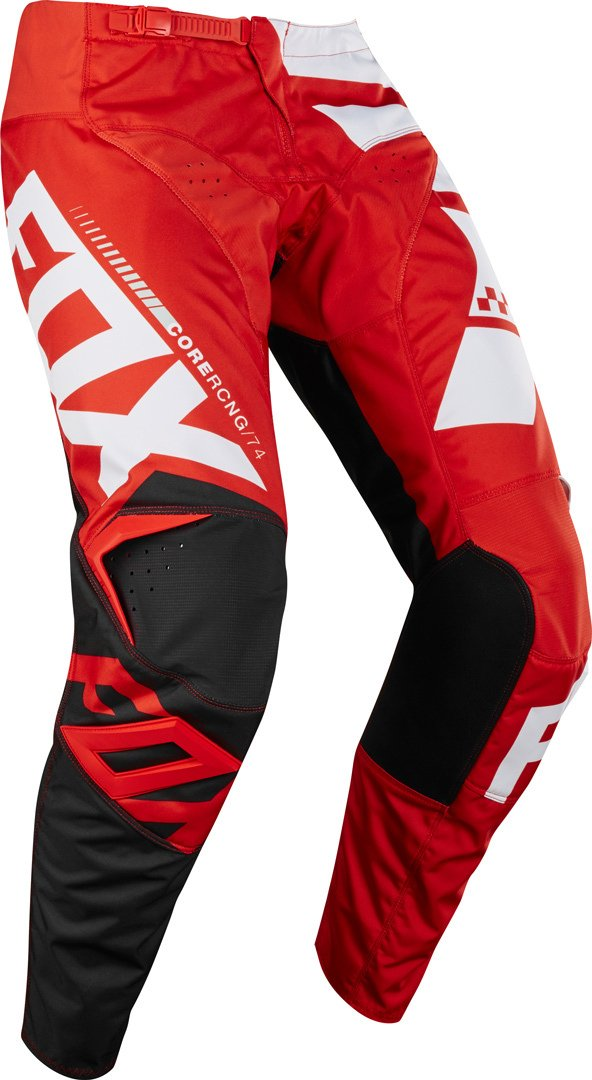 Fox Pantalon cross 180/ sayak Rouge