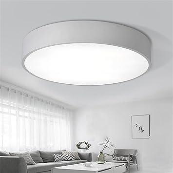 AWAMA Wohnzimmerlampe Decke Lampe Wohnzimmer Weiß Deckenlampe ...