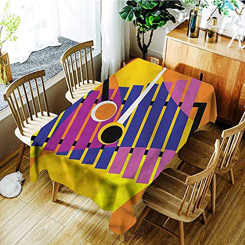 - HeKua Xylophone,Vintage tablecloths Contemporary Design Party 70