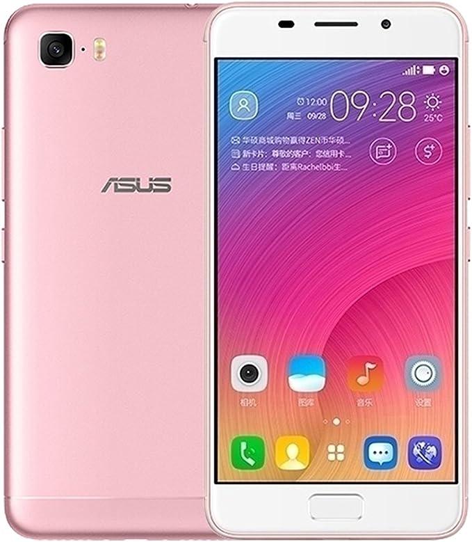 ASUS Zenfone 3S MAX ZC521TL 64GB 4G Rosado: Amazon.es: Electrónica