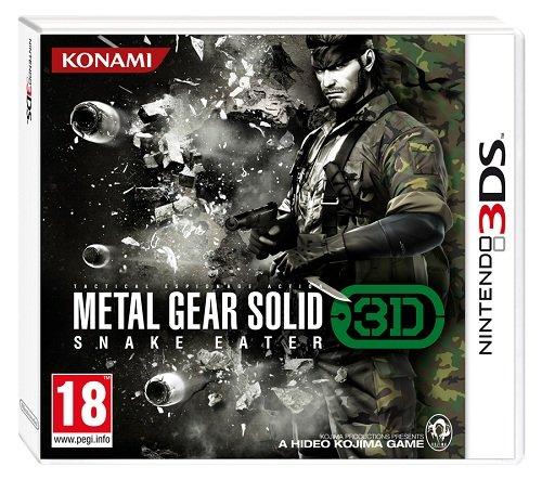 adec3ad2c4bc4 Metal Gear Solid  Snake Eater 3D  Amazon.es  Videojuegos