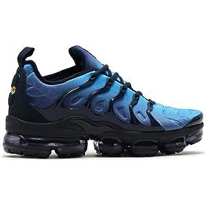 best service f8846 5558d SPODN NLKE Air Vapormax Plus TN 924453 004, Sneakers Basses Homme Femme  Baskets Chaussures