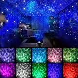 Yiliaw Star Projector Night Light Ocean Wave