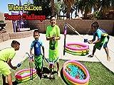 Water Balloon Target Challenge