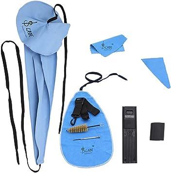 Amazon.com: Andoer LADE - Kit de limpieza 10 en 1 para ...
