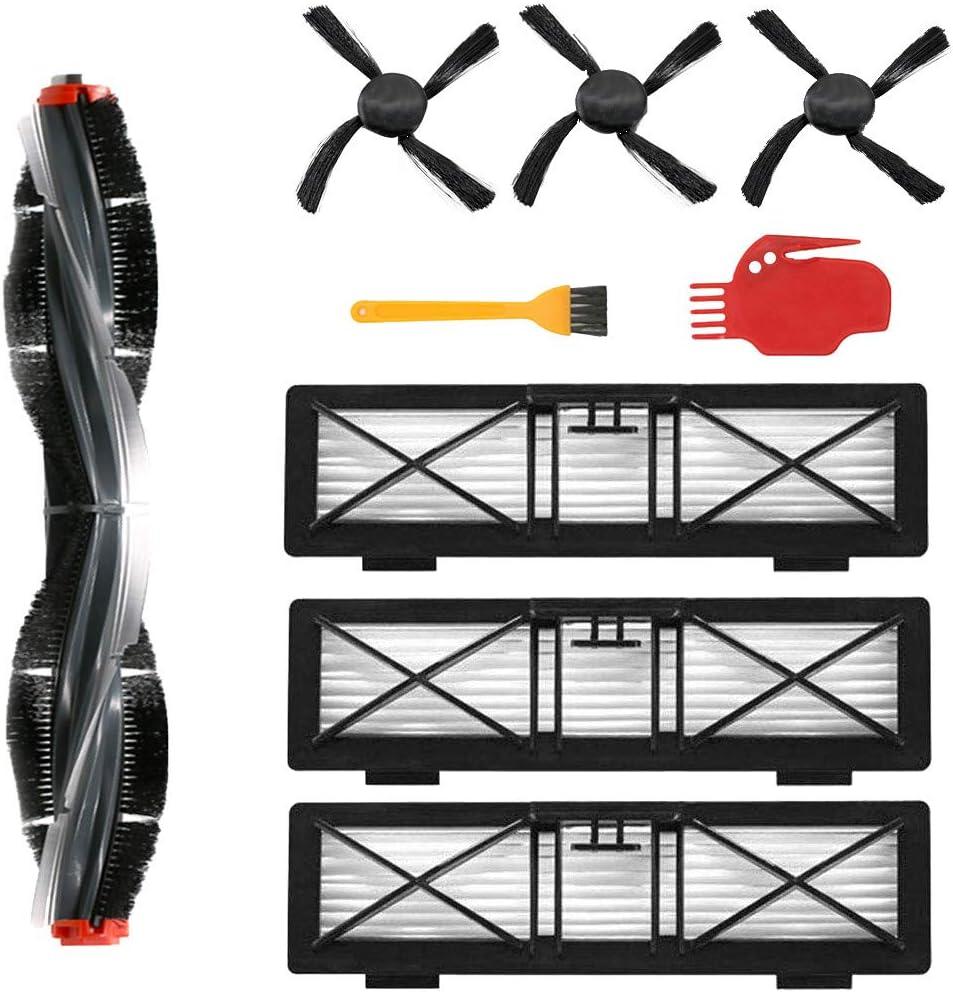 TwoCC Accesorios para aspiradoras, accesorios para barredora para ...