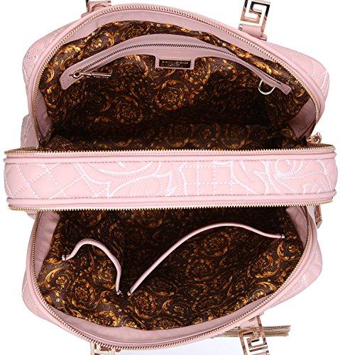 Versace Vanitas Demetra DBFD290DNAR4-K68O Femmes Sac à main Powder
