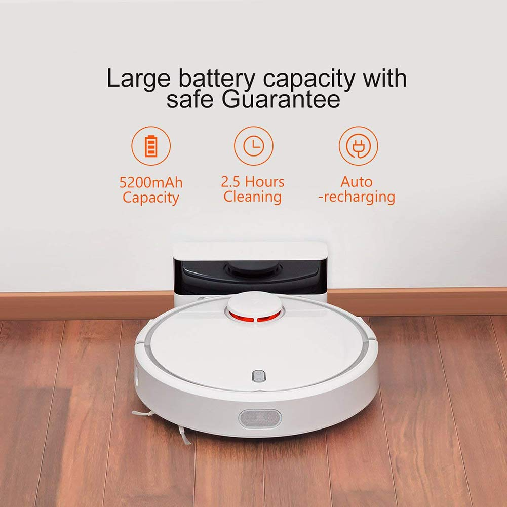 Ydq Robot Aspirador Barrendero,Inteligente Carga Automática ...