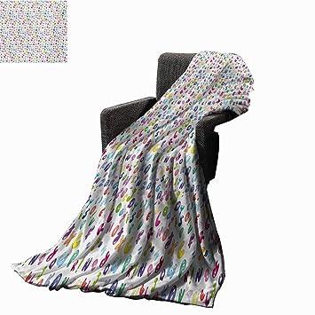 Amazon.com: Anyangeight Kids Custom Design Cozy Flannel ...