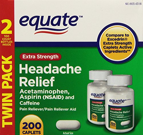 extra-strength-headache-relief-twin-pack-200ct-by-equate-compare-to-excedrin-extra-strength-caplets