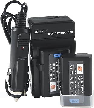 Batería para Nikon Coolpix en-el1 en-am 1 enel 1 enel 1