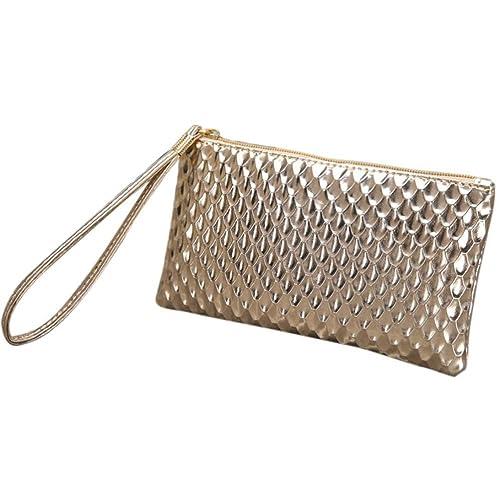 511465dc39b9 Amazon.com: Clutch Satchel Tote Handbags,Elaco Women Purse ...