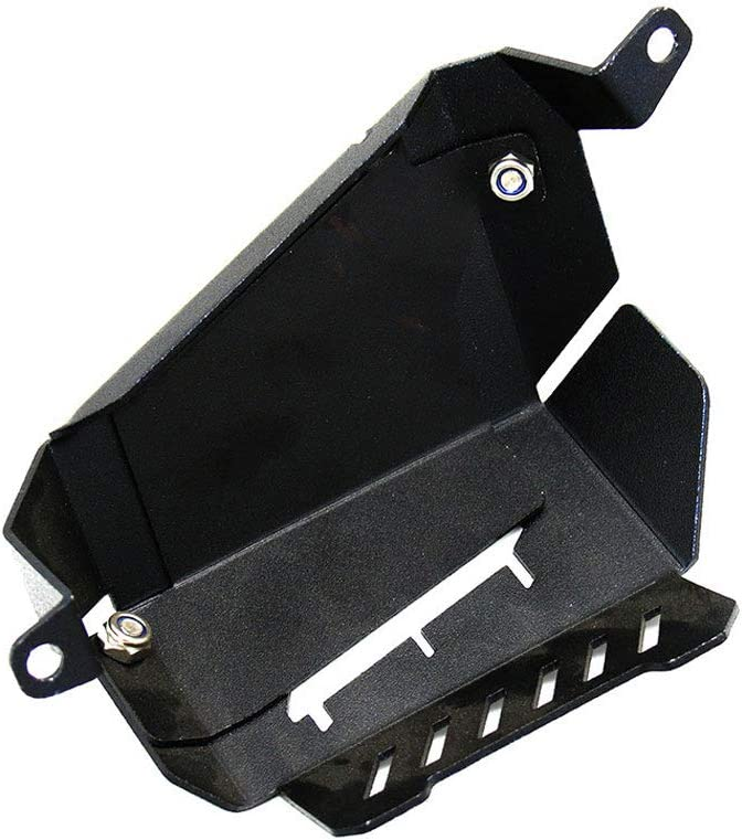 Aluminium Alloy Motorcycle Accessories for Yamaha MT-07 FZ-07 nago0 Coolant Recovery Tank Shielding Cover