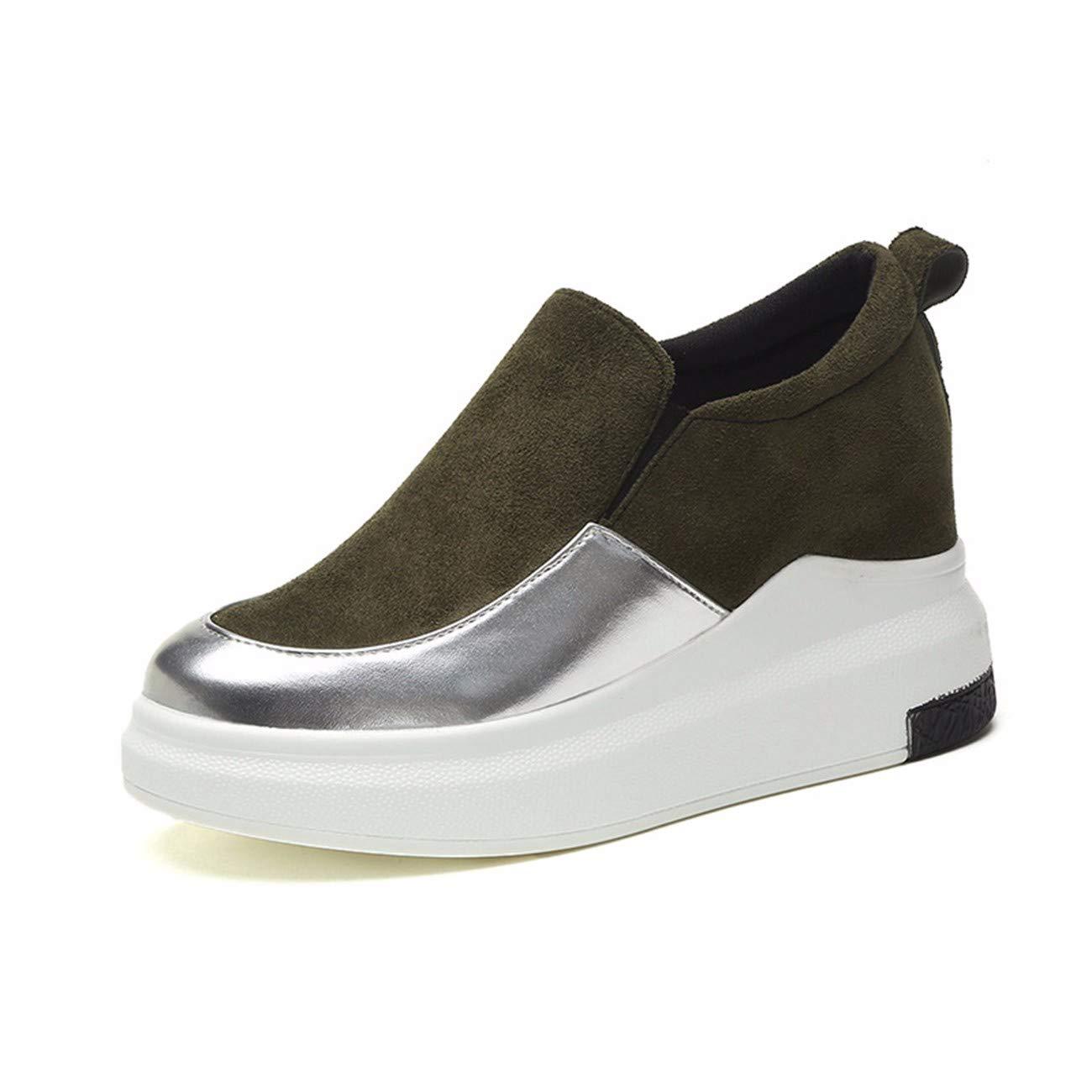 Drinnen, Damenschuhe, Farbe, Die Füße, Koreanischen Version, Flachen Boden Hängen Und Casual Schuhen.