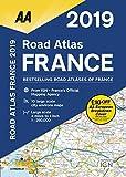Road Atlas France 2019 SP