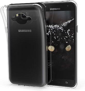 kwmobile Funda Compatible con Samsung Galaxy J7 Nxt / J7 Neo / J7 Core: Amazon.es: Electrónica