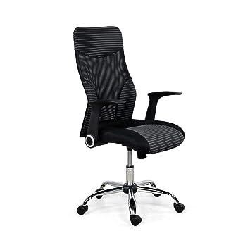 Royaloak Amber Office Chair (Black)