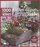 """Afficher """"Jardins en pots, jardinières et conteneurs"""""""