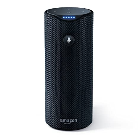 speakers in amazon. amazon.com: certified refurbished amazon tap - alexa-enabled portable bluetooth speaker: devices speakers in p
